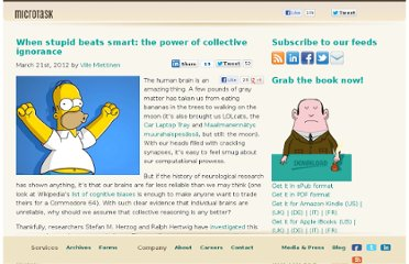 http://blog.microtask.com/2012/03/when-stupid-beats-smart-the-power-of-collective-ignorance/