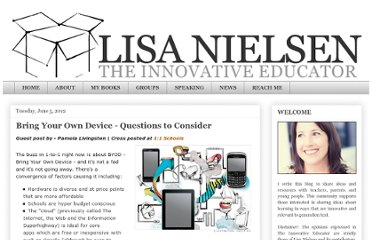 http://theinnovativeeducator.blogspot.com/2012/06/bring-your-own-device-questions-to.html