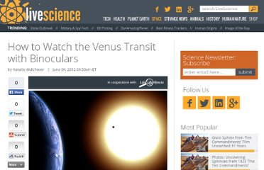 http://www.lifeslittlemysteries.com/2527-watch-transit-venus-video.html