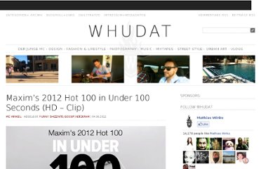 http://www.whudat.de/maxims-2012-hot-100-in-under-100-seconds-hd-clip/#more-55044