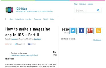 http://ios-blog.co.uk/tutorials/how-to-make-a-magazine-app-in-ios-part-ii/