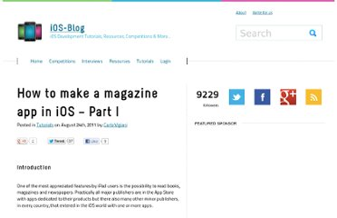http://ios-blog.co.uk/tutorials/how-to-make-a-magazine-app-in-ios-part-i/