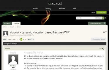 http://forums.odforce.net/index.php?/topic/9119-voronoi-dynamic-location-based-fracture-wip/page__st__24