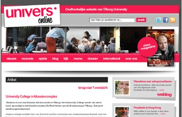 http://universonline.nl/2012/06/04/university-college-in-kloostercomplex/
