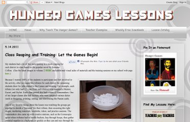 http://www.hungergameslessons.com/2011/05/class-reaping-and-training-let-games.html
