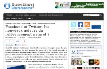 http://question-referencement.linkeo.com/facebook-et-twitter-les-nouveaux-acteurs-du-referencement-naturel/