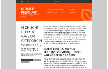 http://designisphilosophy.com/tutorials/highlight-current-page-or-category/
