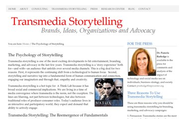 http://athinklab.com/the-psychological-power-of-transmedia-storytelling/