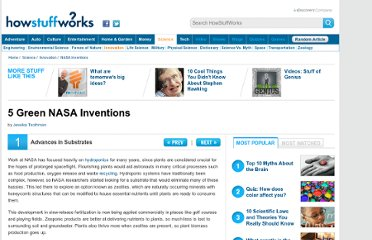 http://science.howstuffworks.com/innovation/nasa-inventions/5-green-nasa-inventions5.htm