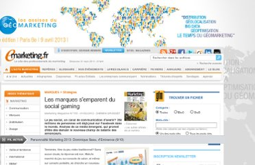 http://www.e-marketing.fr/Marketing-Magazine/Article/Les-marques-s-emparent-du-social-gaming-42322-1.htm