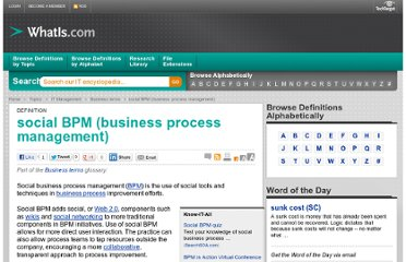 http://whatis.techtarget.com/definition/social-BPM-business-process-management