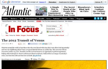 http://www.theatlantic.com/infocus/2012/06/the-2012-transit-of-venus/100313/