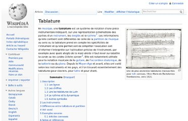 http://fr.wikipedia.org/wiki/Tablature