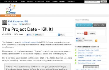 http://java.dzone.com/articles/project-date-kill-it