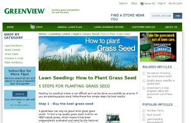 http://www.greenviewfertilizer.com/articles/how-to-plant-grass-seed