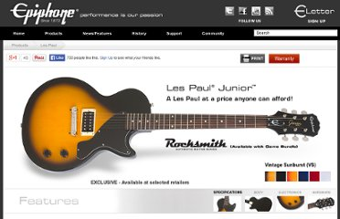 http://www2.gibson.com/Products/Electric-Guitars/Les-Paul/Epiphone/Les-Paul-Junior.aspx