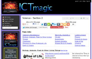 http://ictmagic.wikispaces.com/Science+-+Section+2?responseToken=020e8dd0c31a5abef5c5bb5aa9d90bc8c