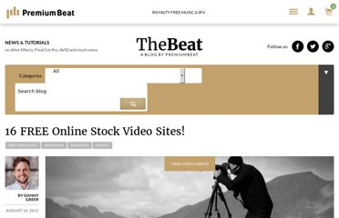 http://www.premiumbeat.com/blog/20-free-online-stock-video-sites/