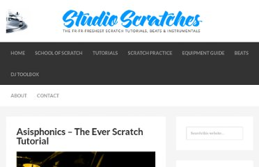 http://www.studioscratches.com/asisphonics-the-ever-scratch-tutorial/