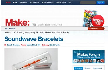 http://blog.makezine.com/2009/03/18/soundwave-bracelets/