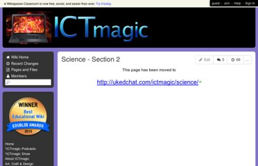 http://ictmagic.wikispaces.com/Science+-+Section+2?responseToken=05a4e2e240ca97d98595bc48813dd9883