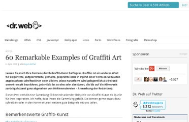 http://www.drweb.de/magazin/60-remarkable-examples-of-graffiti-art/