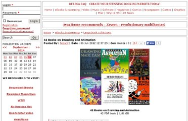 http://avaxhome.ws/ebooks/large_ebook_collection/42_Books_on_Drawing_and_Animation.html