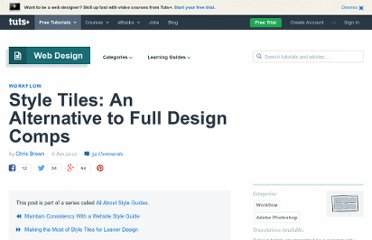 http://webdesign.tutsplus.com/tutorials/workflow-tutorials/style-tiles-an-alternative-to-full-design-comps/