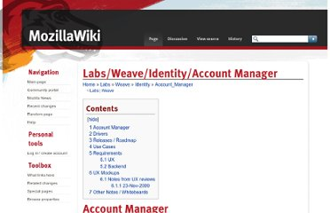 https://wiki.mozilla.org/Labs/Weave/Identity/Account_Manager