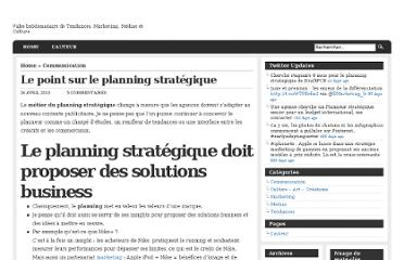http://www.lestempsdansent.com/le-point-sur-le-planning-strategique/