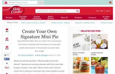 http://www.bettycrocker.com/tips/tipslibrary/cooking-tips/create-your-own-signature-mini-pie