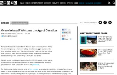 http://www.wired.com/business/2010/05/feeling-overwhelmed-welcome-the-age-of-curation/