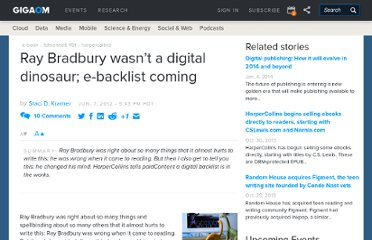 http://paidcontent.org/2012/06/07/ray-bradbury-wasnt-a-digital-dinosaur-e-backlist-coming/