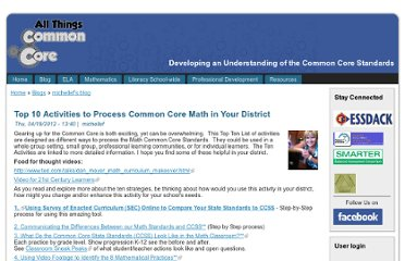 http://www.allthingscommoncore.com/content/top-10-activities-process-common-core-math-your-district
