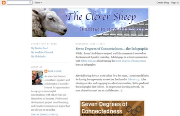 http://thecleversheep.blogspot.com/2012/06/seven-degrees-of-connectedness_06.html