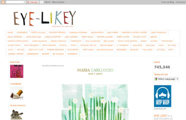 http://eye-likey.blogspot.com/2012/03/eye-likey-chats-with-maria-carluccio.html