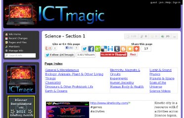 http://ictmagic.wikispaces.com/Science+-+Section+1?responseToken=0343be6db506098ef5247d1a07d2c5148