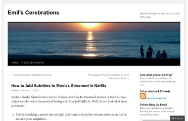 http://emladenov.wordpress.com/2011/10/16/how-to-add-subtitles-to-movies-streamed-in-netflix/