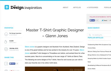 http://thedesigninspiration.com/articles/master-t-shirt-graphic-designer-glenn-jones/