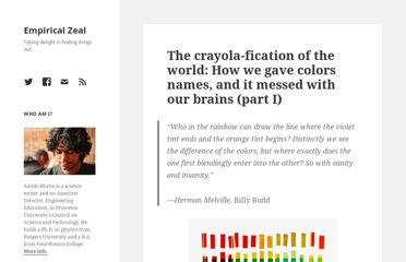 http://www.empiricalzeal.com/2012/06/05/the-crayola-fication-of-the-world-how-we-gave-colors-names-and-it-messed-with-our-brains-part-i/