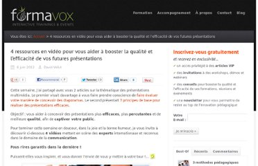 http://www.formavox.com/ressources-video-presentations-efficaces-qualite