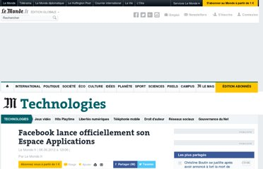 http://www.lemonde.fr/technologies/article/2012/06/08/facebook-lance-officiellement-son-espace-applications_1715076_651865.html