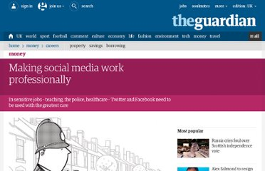 http://www.guardian.co.uk/money/2012/jun/08/social-media-work-professionally