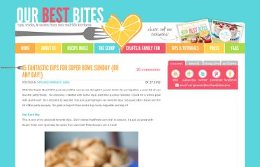 http://www.ourbestbites.com/2012/01/15-fantastic-dips-for-superbowl-sunday-or-any-day/