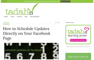 http://tadahsocialmedia.com/2012/06/how-to-schedule-updates-directly-on-your-facebook-page/