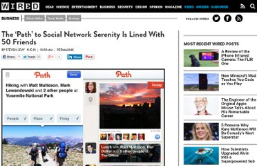 http://www.wired.com/business/2010/11/the-path-to-social-network-tranquility-is-lined-by-50-friends/