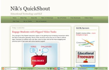http://quickshout.blogspot.com/2012/06/engage-students-with-flipped-video.html