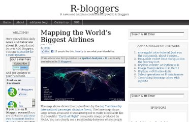 http://www.r-bloggers.com/mapping-the-worlds-biggest-airlines/