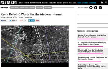 http://www.wired.com/business/2011/06/kevin-kellys-internet-words/