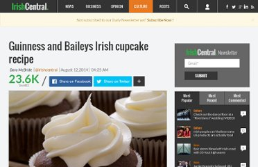 http://www.irishcentral.com/food-and-drink/Guinness-and-Baileys-Irish-cupcakes-65781932.html